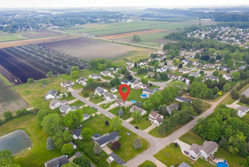 6357 Rushview Dr, Hudsonville, MI 49426-47